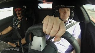 Behind the Wheel at Lamborghini's $12,000 Intensive Driving School