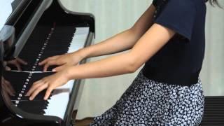 2013年7月1日 録画、 使用楽譜;PIANO STYLE ベストセレクション.