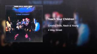 Provided to YouTube by Warner Music Group Teach Your Children (Live...