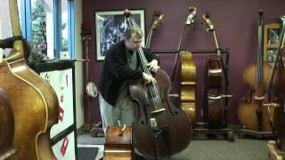 "Boris Kozlov visits Lemur Music for ""A Day At The Basses"""