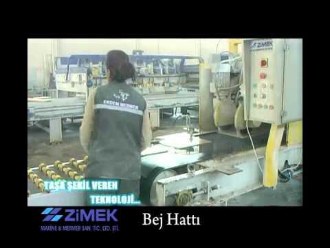 Marble Polishing Line For Beige Marble Tiles - Lucidatura linea turca Per Marmo