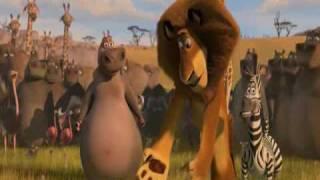 Madagaskar 2 sestřih