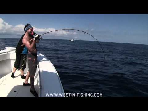 Westin W8 Spin rod - pushed to the limit!