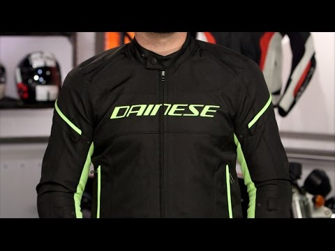 Dainese D Frame Jacket Review At Revzilla Com Youtube