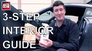3-Steps to a Perfect Vehicle Interior