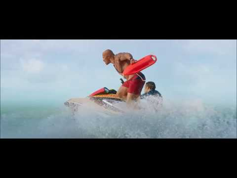 Free Rider Problem : Work Environment and Ethics in  BAYWATCH Movie (English subtitles)