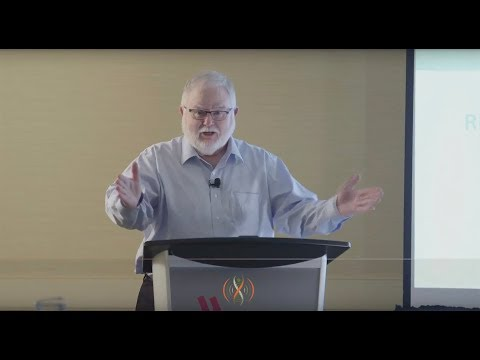 Discovery Forum 2017: Presentation of Dr. Rick Williams