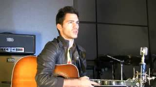 Andy Grammer - Interview part 1 (Last.fm Sessions)