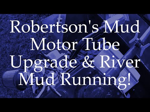 Repeat Just running the swamp with the 212 mud motor by Andy