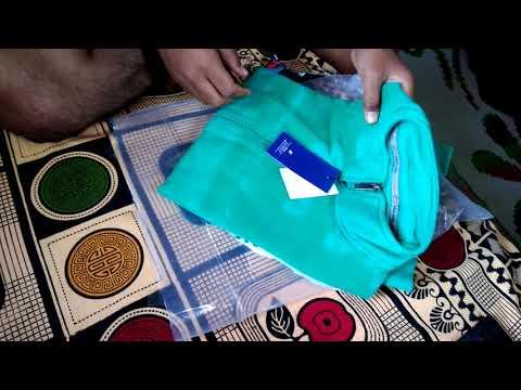 Myntra unboxing Fort collins sweatshirt
