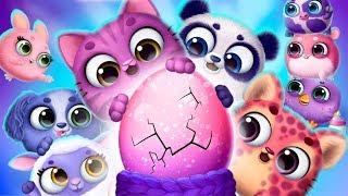 Мультик про малышей животных | Новые питомцы и игрушки в детской игре