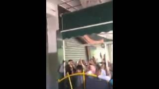 إلقاء القبض على ارهابي بمدينة وجدة شارع علال الفاسي