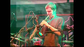 "Cinematic Orchestra ""Man with a movie camera"" Live at Cargo 2002"