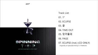 [FULL ALBUM] GOT7 - SPINNING TOP : BETWEEN SECURITY & INSECURITY