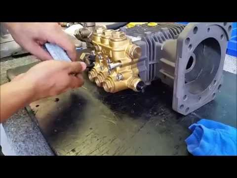 How To: Pressure Cleaner Pump Seal Replacement