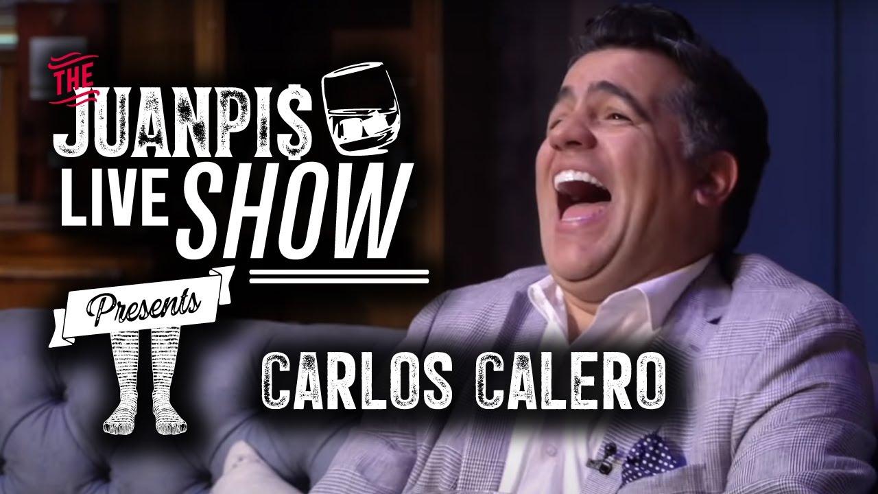 The Juanpis Live Show - Carlos Calero