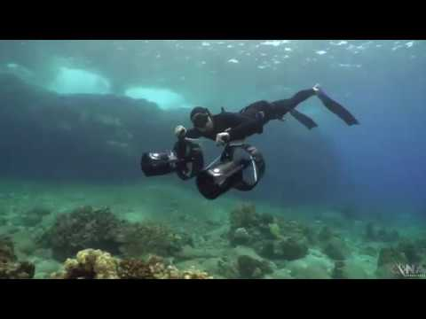 Freediving Kona Hawaii
