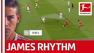 The James Rodriguez Rhythm - Bayern's Superstar Analysed