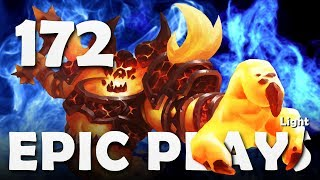 Epic Hearthstone Plays #172