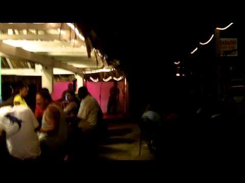 Karaoke at Roadkill bar