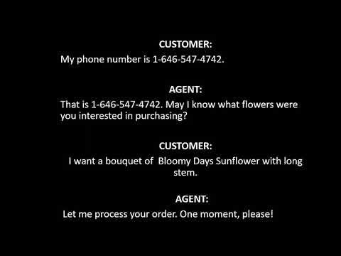 Call Center Script