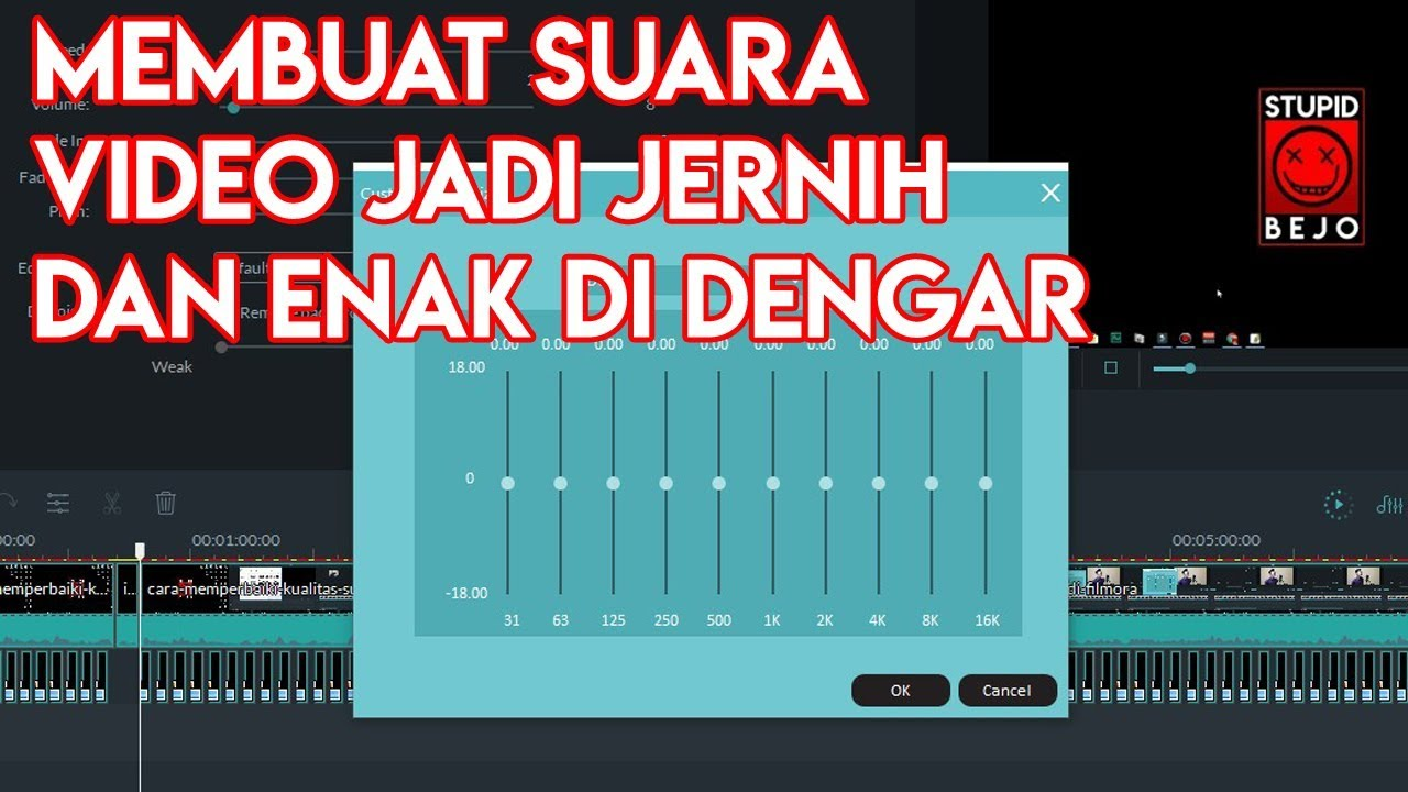 edit video jadi suara lucu