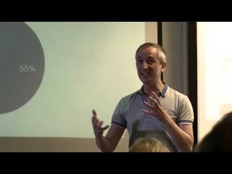 James Ward Founder of Pianola on If I Knew Then What I Know Now at Lean Startup Yorkshire