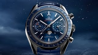 The OMEGA Speedmaster Master Chronometer Chronograph Moonphase – Baselworld 2016