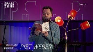 Piet Weber: Briefe an die Lehrer des Neffen