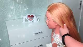 Длинные волосы не дорого! Наращивание канекалоном. Fake Hair \ LOZNITSA