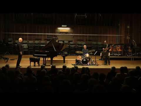 Christoph Spendel Christmas Jazz Trio Live