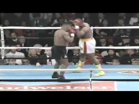 Mike Tyson VS Donovan Ruddock II 1991-06-28