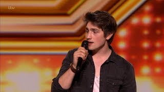 The X Factor UK 2018 Brendan Murray Auditions Full Clip S15E02
