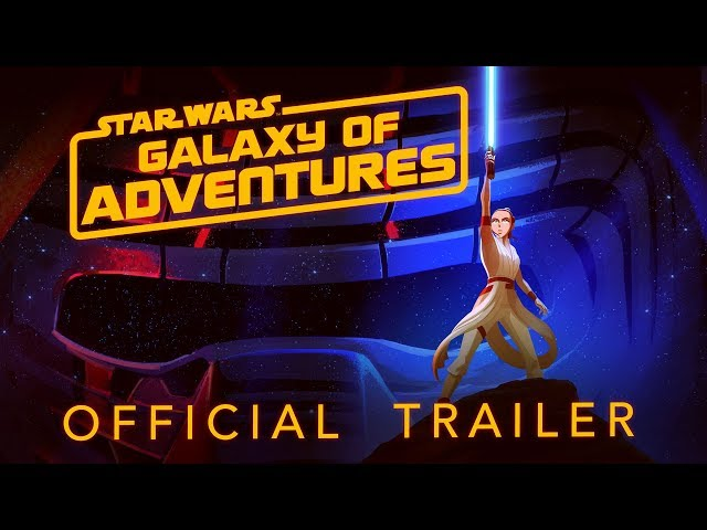 Official Season Two Trailer | Star Wars Galaxy of Adventures