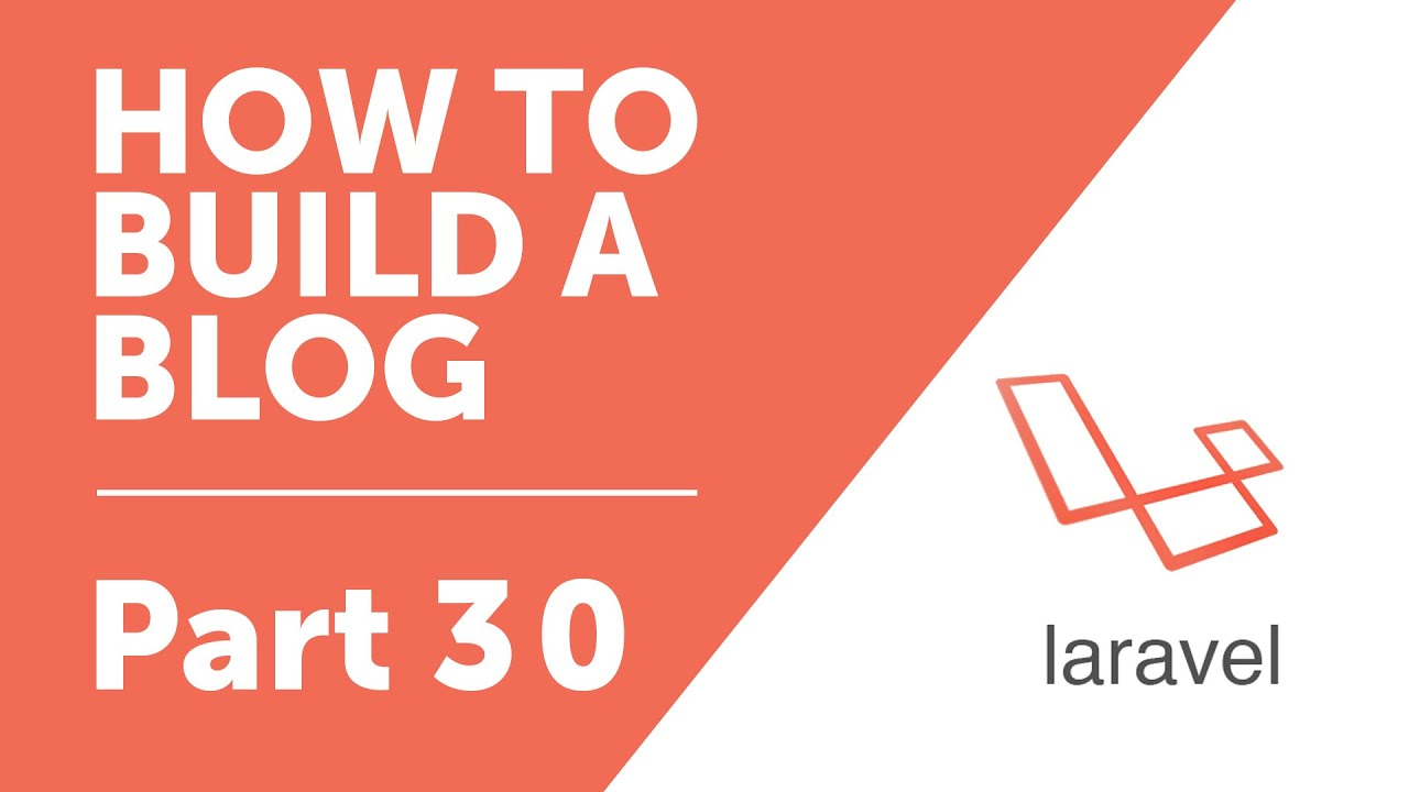 Part 30 Password Reset Emails How To Build A Blog With Laravel 5