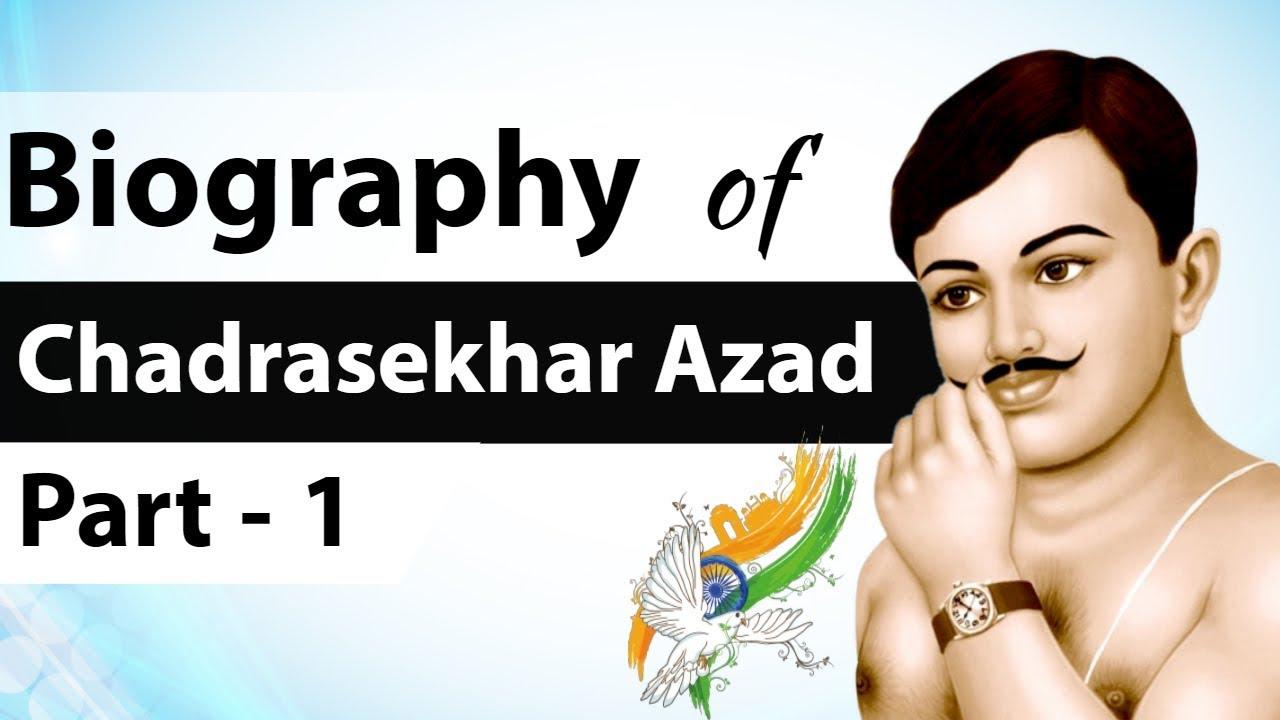 Biography Of Chandrashekhar Azad Pdf