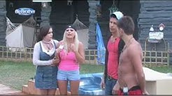 """Florian Wess bei """"Big Brother"""" (Tag 5 - 28.05.2011)"""