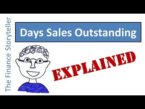 Days Sales Outstanding DSO