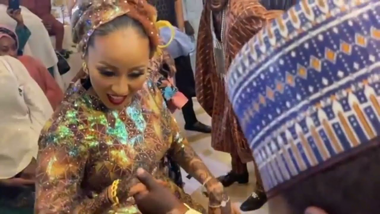 Download THIS HAUSA WEDDING WILL MAKE YOU WANT TO GET MARRIED TOO#nigerianweddding#hausawedding#auza2020