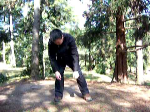 Internal Kung Fu in Hangzhou, China - Relaxation Practice