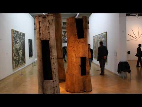 Musée National d'Art Moderne de París - Centre Pompidou -