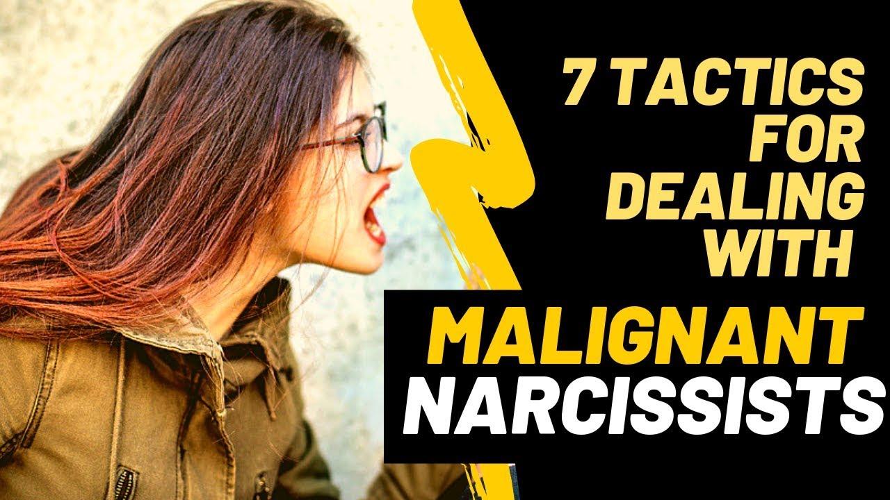 7 Tactics To Combat Narcissistic Abuse