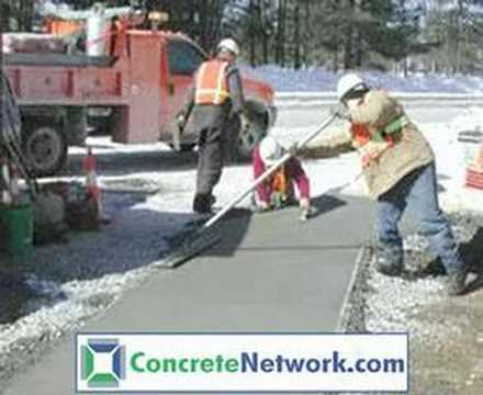Tips for Placing Concrete in the Cold-ConcreteNetwork.com