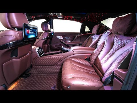 2019 Mercedes-Maybach S 650 – BRABUS 900 HP LUXURY REFINED!!