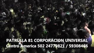PATRULLA 81 ME CONVIERTO EN MARCIANO LA MEJOR AGRUPACION DE DURANGUENE, NORTEÑO Y QUEBRADITA