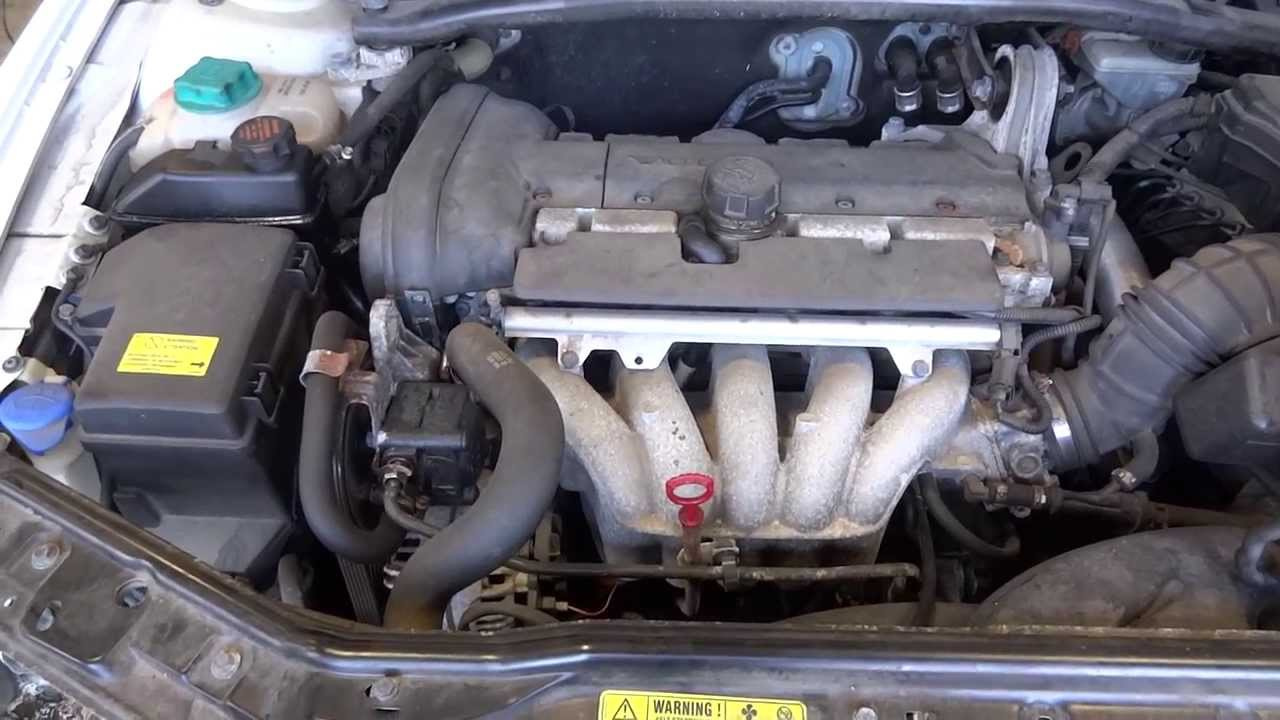 Volvo 2.4 engine