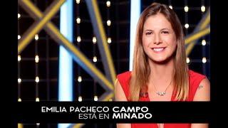 Emilia Pacheco está en Campo Minado de VIA X