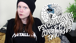 PSYCHOLOGY OF CONSPIRACY THEORIES | why we believe them