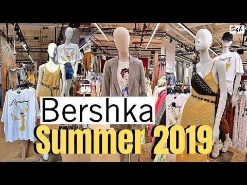 BERSHKA #Summer2019 Collection | #Bershka Ladies Wear * Shoes * Man