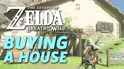 How to Buy a House in Zelda: Breath of the Wild